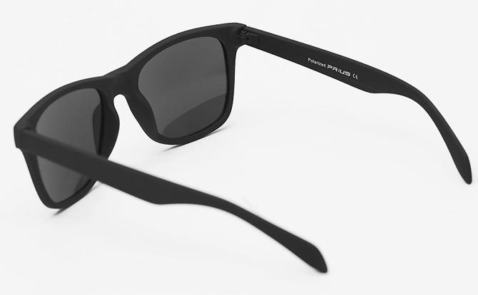 Okulary Polaryzacyjne Przeciwsłoneczne Wayfare Silver 865C2-5